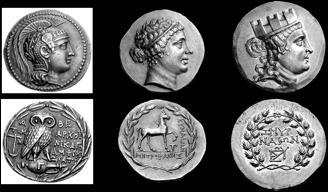 The Handbook of Greek Coinage Series